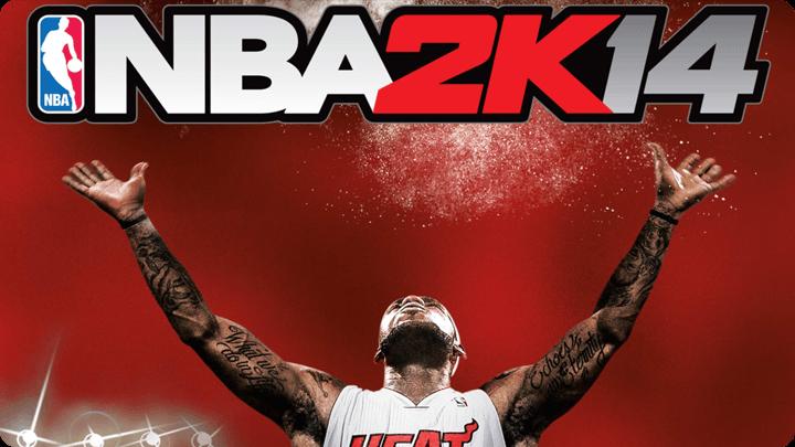 NBA 2K14详情页游戏展示图1