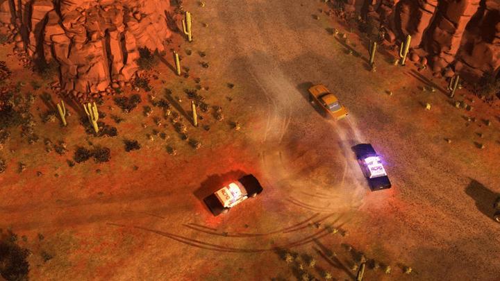 美国逃亡者详情页游戏展示图1