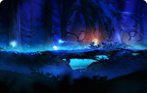 奥日与黑暗森林_免费云游戏_云电脑-蘑菇云游