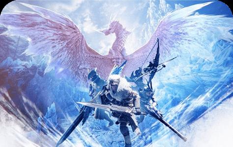怪物猎人世界:冰原(高配)_免费云游戏_云电脑-蘑菇云游