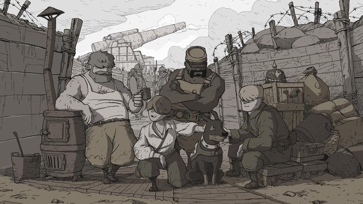 勇敢的心世界大战详情页游戏图1