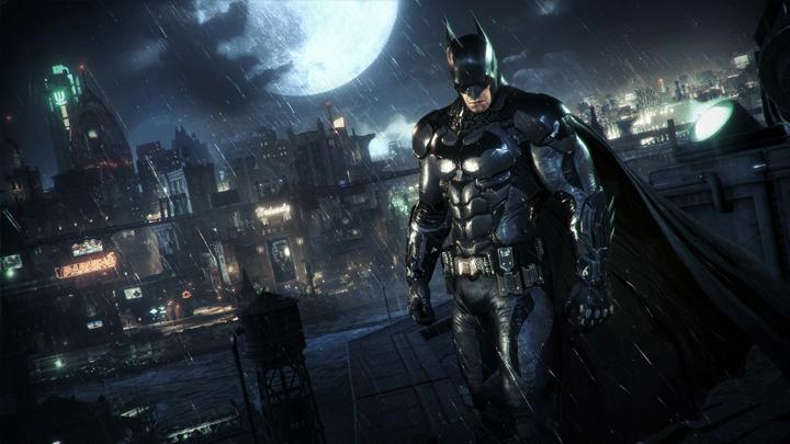 蝙蝠侠阿卡姆骑士图2
