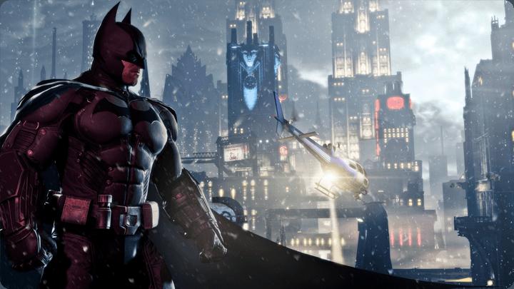 蝙蝠侠阿卡姆起源图1